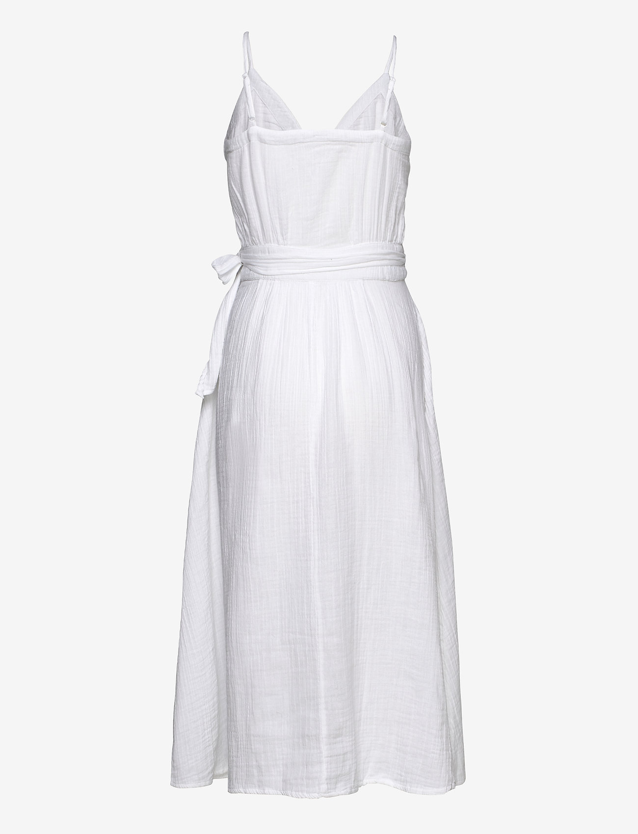 Seafolly - Double Cloth Wrap Dress - strandtøj - white - 1