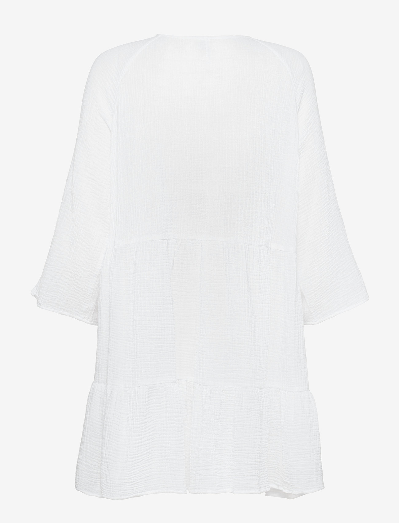 Beach Edit Double Cloth Cover Up (White) (52 €) - Seafolly 20mP4