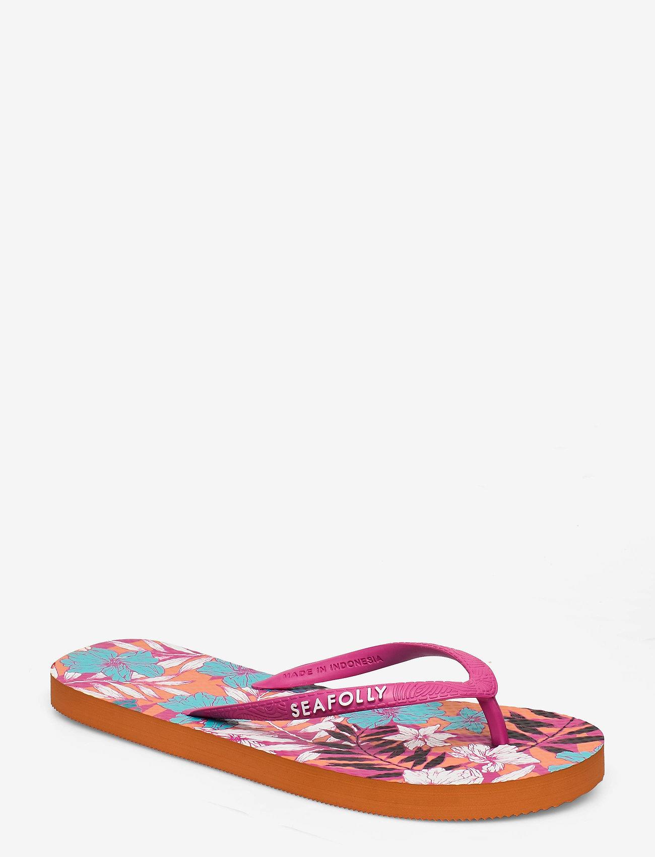Seafolly - Copacabana Thong - strandtøj - ultra pink - 0