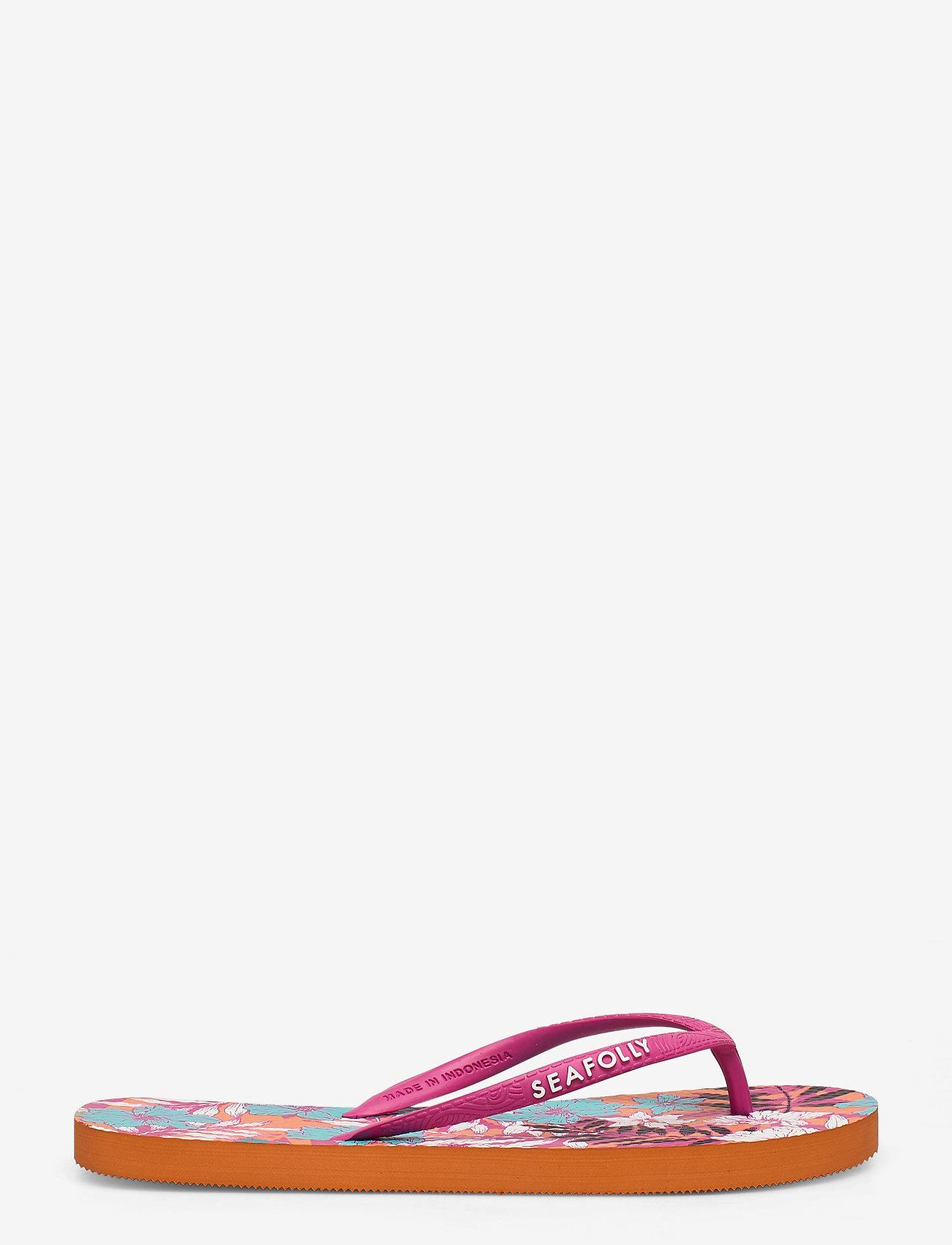 Seafolly - Copacabana Thong - strandtøj - ultra pink - 1