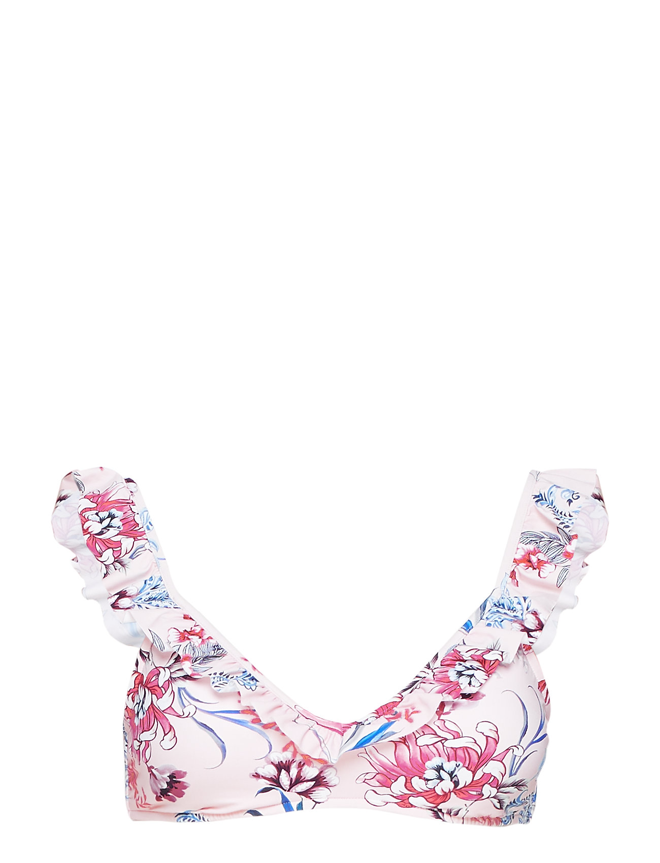 Seafolly Off The Shoulder Bralette - PETAL