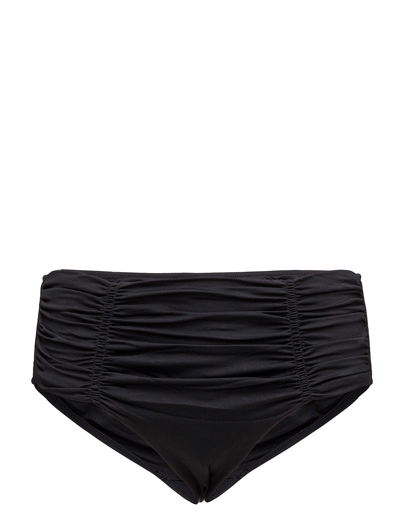 Seafolly Gathered Front Retro Pant - BLACK