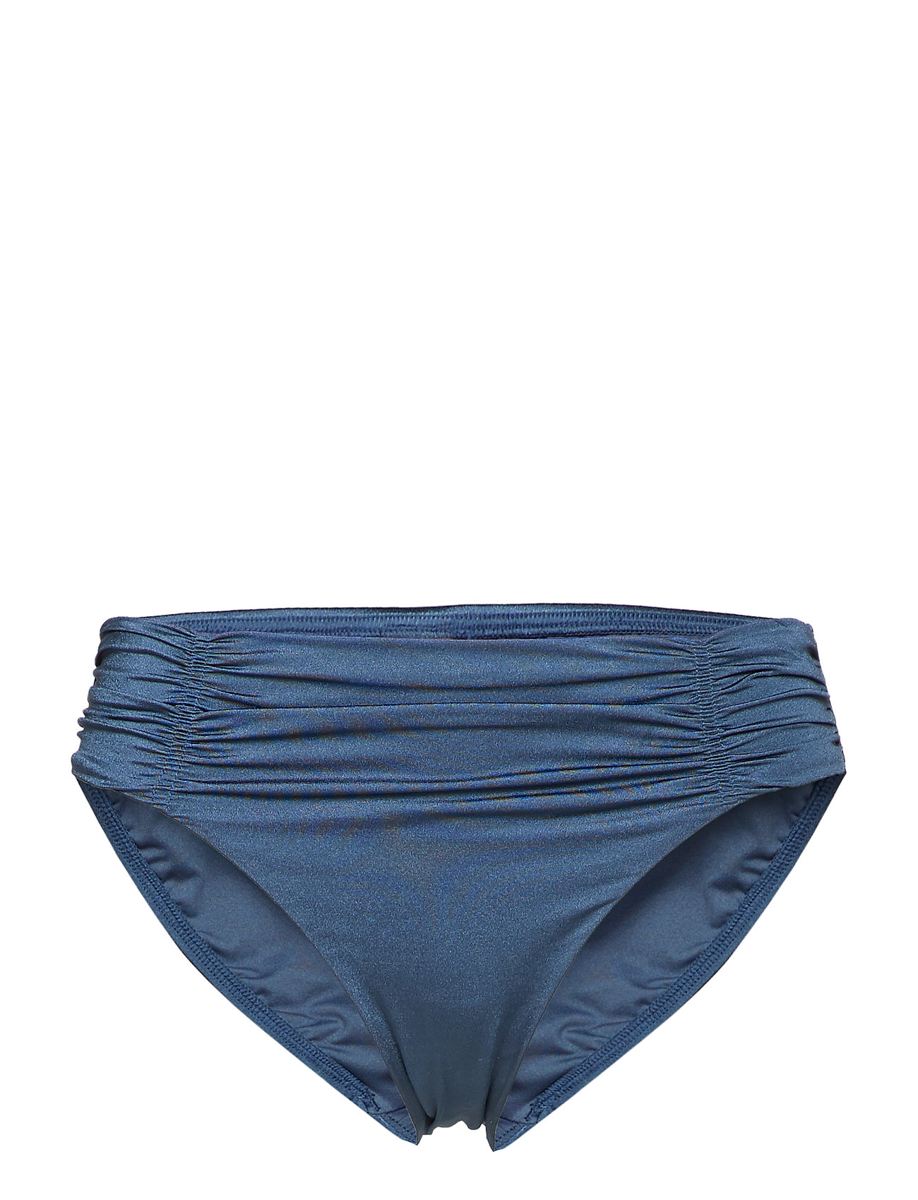 Seafolly Gathered Front Retro Pant - BLUEPRINT