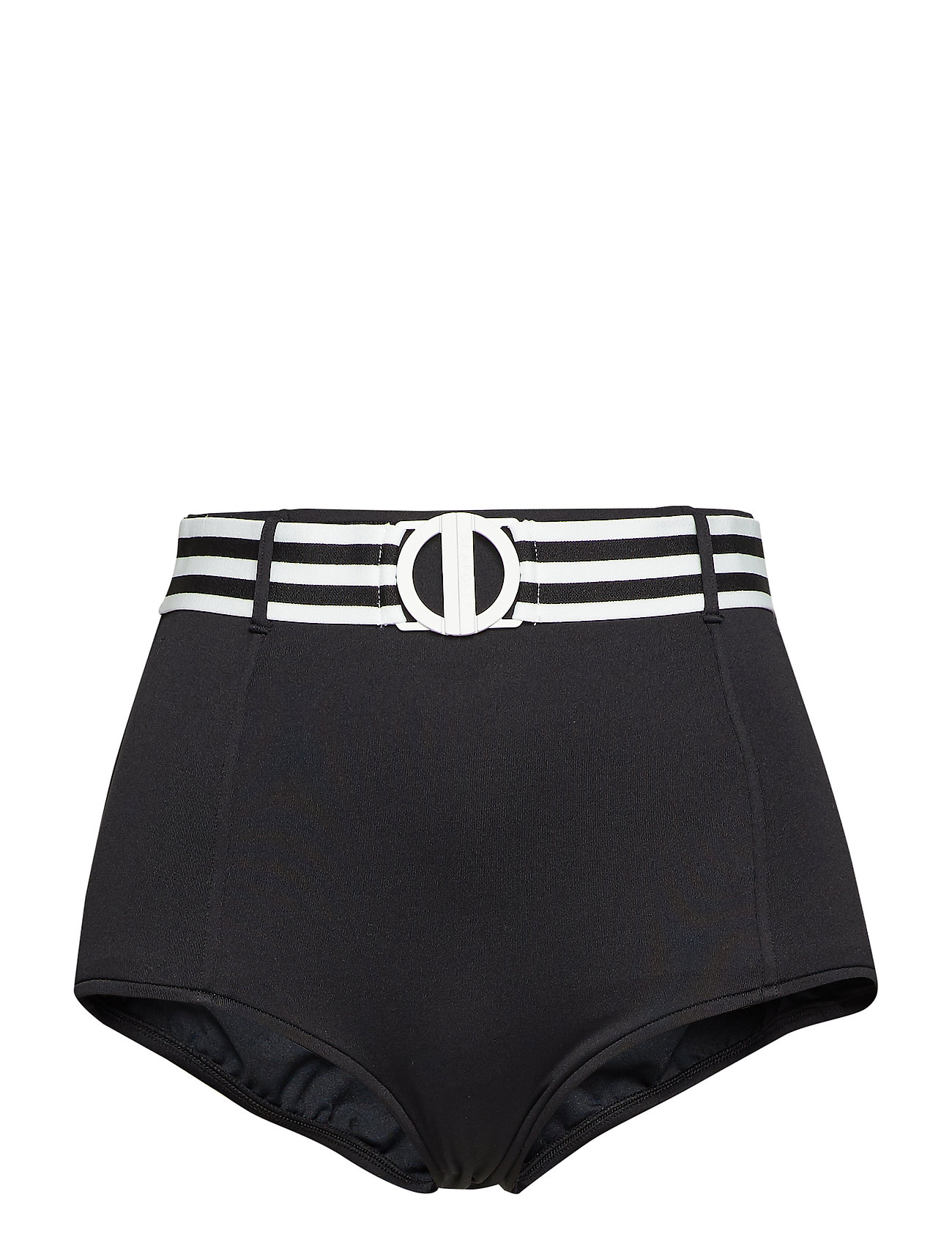 Seafolly Belted High Waisted Pant - BLACK