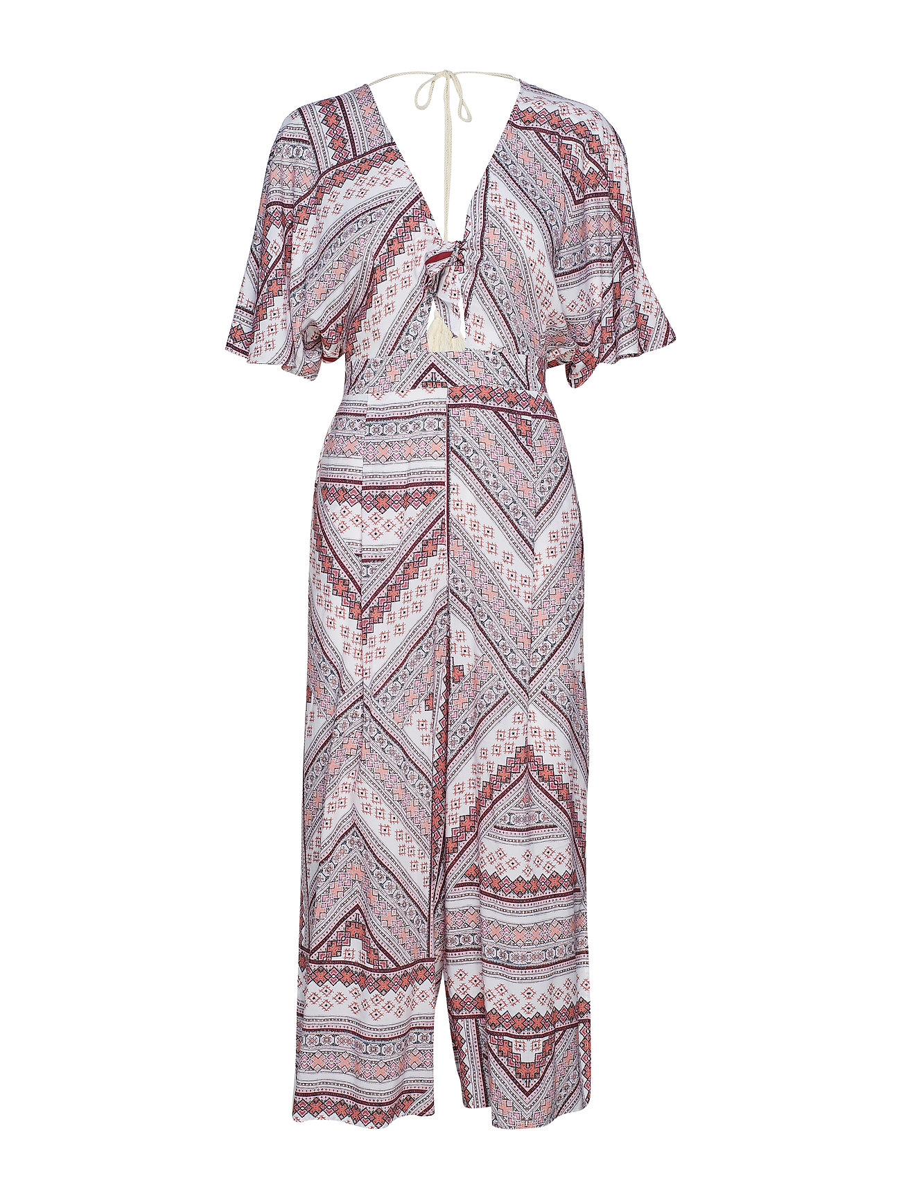 Seafolly Boho Stripe Jumpsuit Jumpsuits