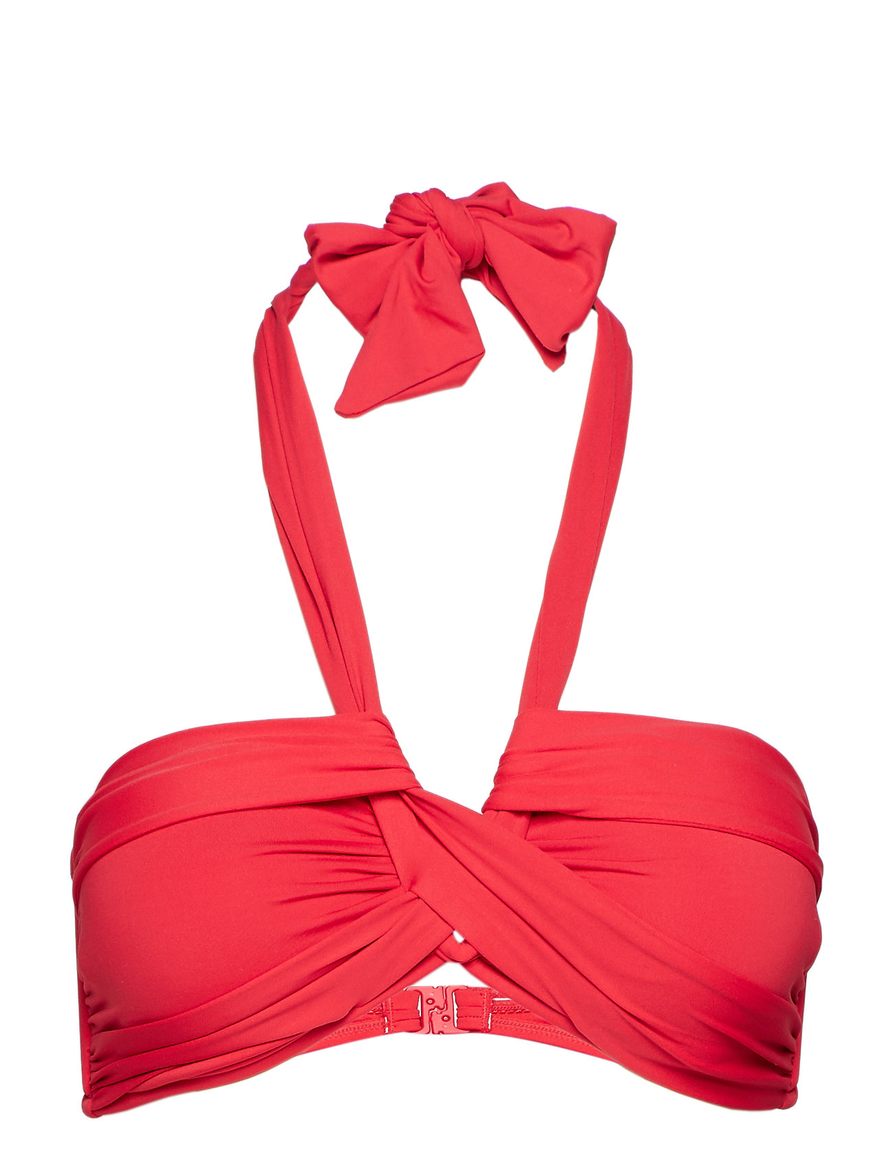 Seafolly Seafolly Bandeau - CHILLI