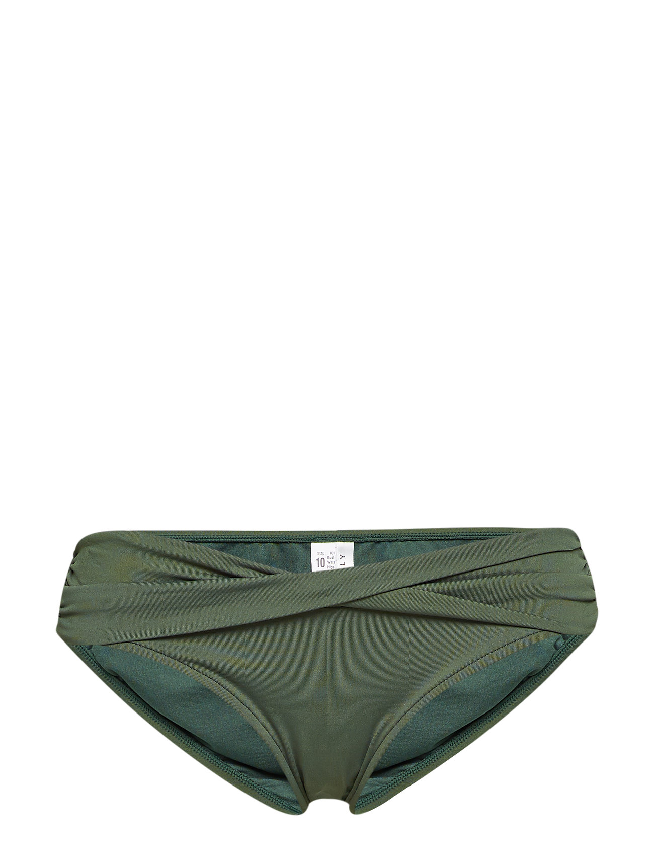 Seafolly Twist Band Hipster - FOREST