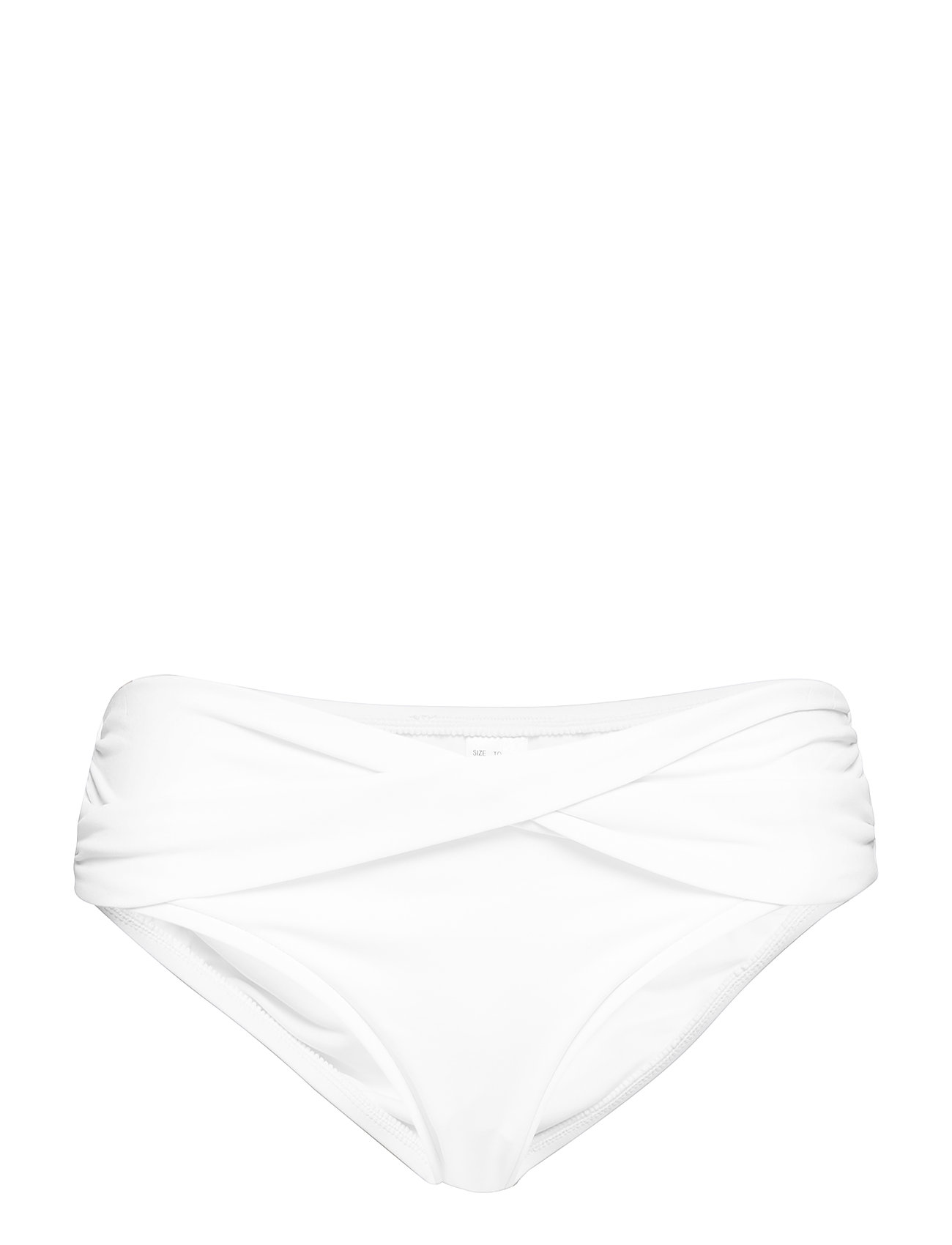 Seafolly Twist Band Hipster - WHITE