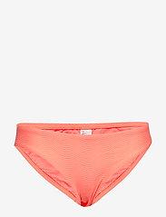 Seafolly - Hipster - bikini bottoms - fluorescent melon - 0