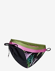 Seafolly - Banded Tie Side Hipster - bikini bottoms - black - 2