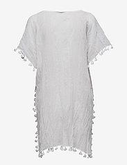 Seafolly - Amnesia Kaftan - strandtøj - white - 1