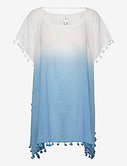 Seafolly - Dip Dye Kaftan - strandtøj - bluebell - 0