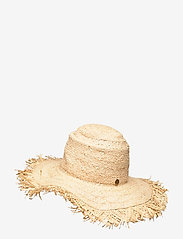 Seafolly - Fringed Beach Hat - hatter - natural - 1