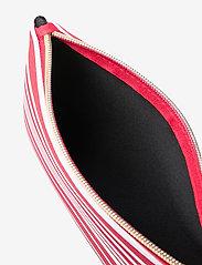 Seafolly - Carried Away Classic Stripe Bikini Bag - toilettassen - chilli - 3