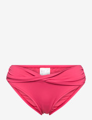 Seafolly Twist Band Hipster - ROUGE