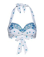 Soft Cup Halter - ELECTRIC BLUE