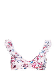 Off The Shoulder Bralette - PETAL