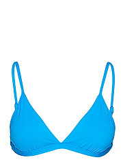 Fixed Tri Bra - ELECTRIC BLUE