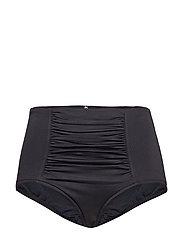 High Waisted Pant - BLACK