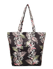Ocean Alley Neoprene Tote - BLACK