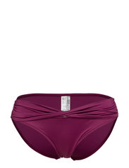 Seafolly Twist Band Hipster - BOYSENBERRY
