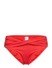 Seafolly Twist Band Hipster - CHILLI