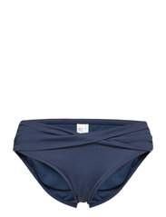 Seafolly Twist Band Hipster - INDIGO