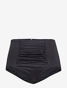 High Waisted Pant - bikinibroekjes - black