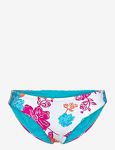 Oasis Floral Hipster Pant - bikinibriefs - white