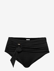 Wide Side Retro - bikini bottoms - black