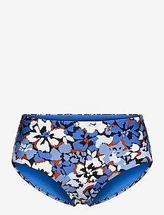 Thrift Shop Wide Side Retro - bikini bottoms - mediterranean blue