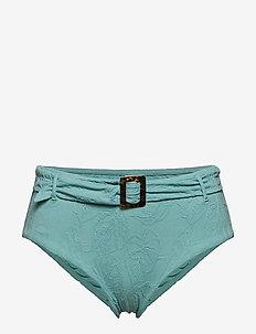 Wide Side Retro - bikini bottoms - nileblue