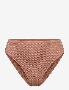 Sea Dive High Rise - bikinibroekjes - bronze