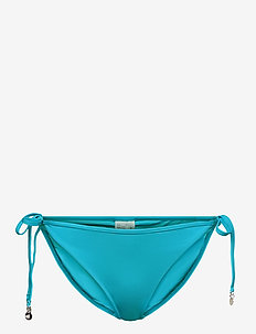 Active Hipster Tie Side - doły strojów kąpielowych - scuba blue