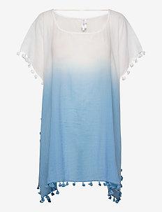 Dip Dye Kaftan - overige badmode - bluebell