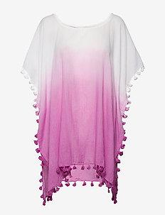Dip Dye Kaftan - strandtøj - rosebud