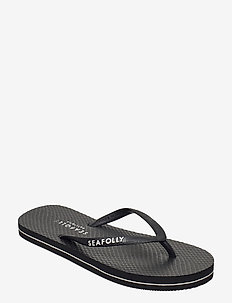 Walk about Divine Thong - teenslippers - black