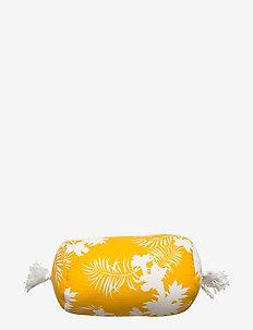 Wild Tropics Beach Pillow - SAFFRON