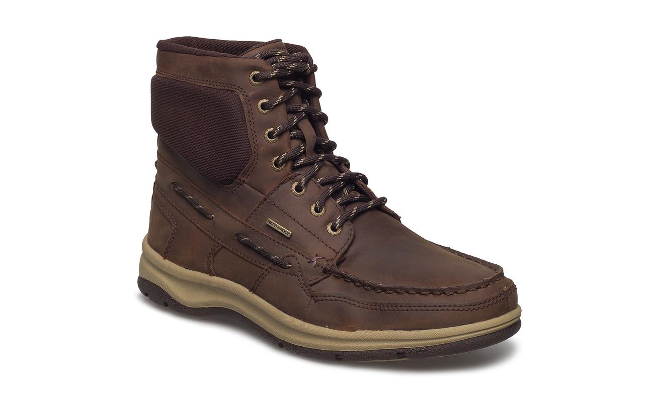 Sebago Brice Mid Boot WP - BROWN