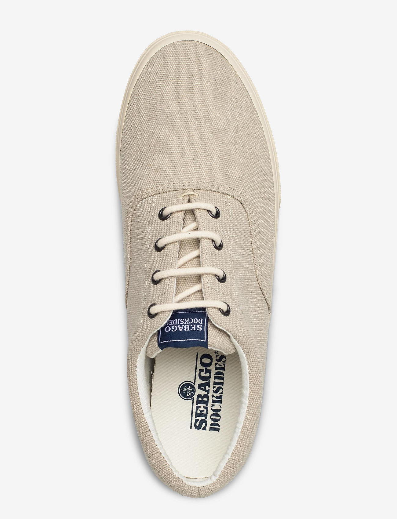 Sebago John Zen Canvas - Sneakers Light Beige