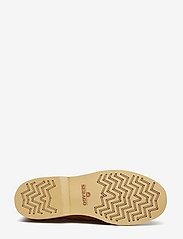 Sebago - Fairheaven - seglarskor - cuoio red - 4