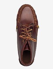 Sebago - Seneca Mid - seglarskor - brown - 3