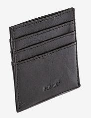 Sebago - Leather Card Holder - naudas maki un karšu maki - black - 1