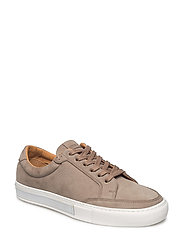 Robinson Lace Up - TAUPE