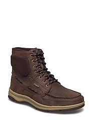 Brice Mid Boot WP - BROWN