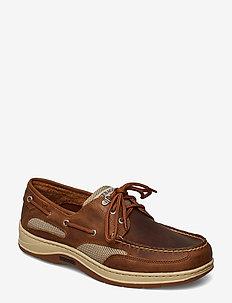 Clovehitch II FGL Waxed - chaussure bateau - brown cinnamon