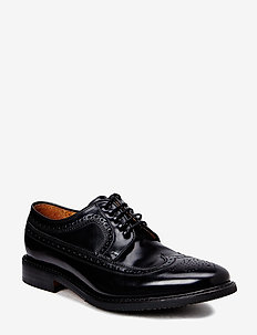 Seabury - brogues - black