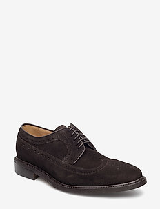Seabury - brogues - brown