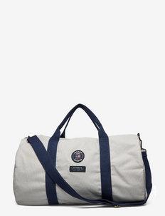 Port Canvas Duffle Bag - sacs de sport - light sand