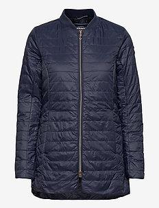 Macie Primaloft Jacket - fôrede jakker - indigo blue